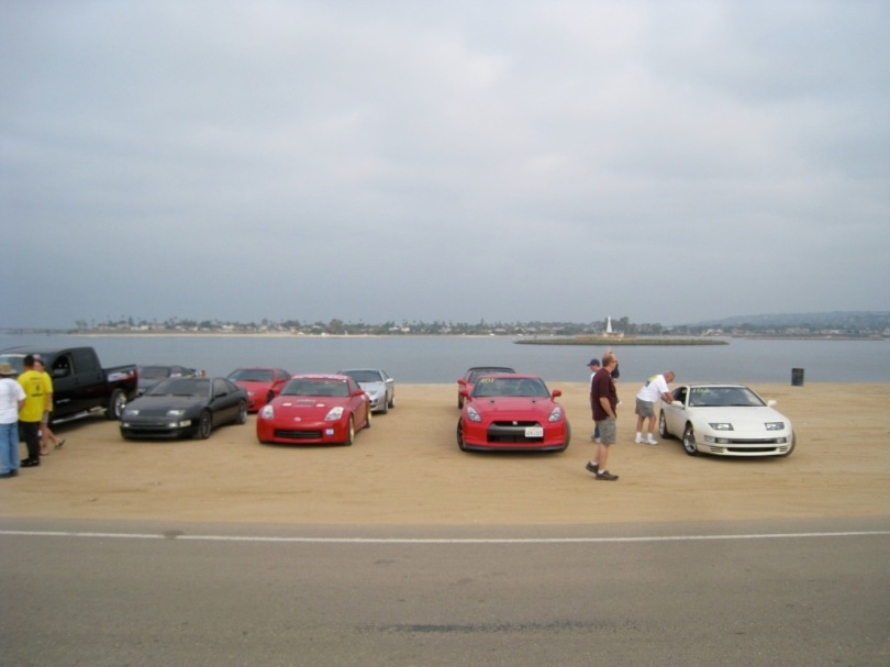 Cannonball Rally 2009