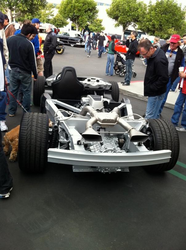 McLaren Chassis