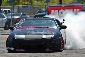 Drifting/Gymkhana Demo
