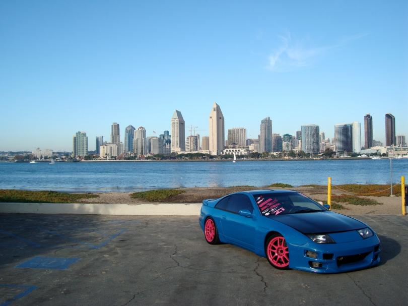 She Goes Blue