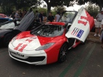 Cute McLaren Racey Type Car