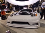 Bagged NSX In The Konig Booth