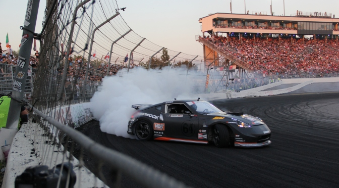 FormulaD Irwindale; Forsberg Takes the Championship!
