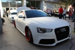 Matte White Audi